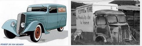 Juxtapositions oulipiennes d'images - Poésie des contrastes Grande11