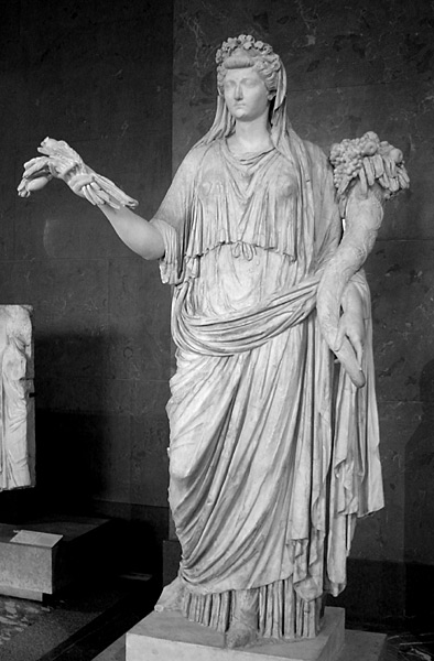 Exposition : Moi, auguste, empereur de Rome (Grand Palais 2014) Livia_10