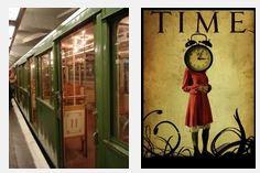 Juxtapositions oulipiennes d'images - Poésie des contrastes Nostal10