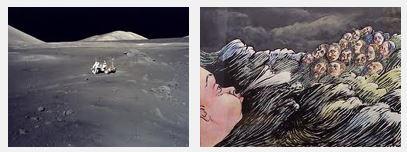 Juxtapositions oulipiennes d'images - Poésie des contrastes Paysag10