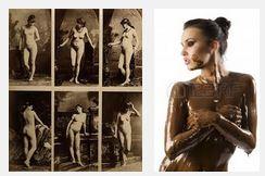 Juxtapositions oulipiennes d'images - Poésie des contrastes Pudeur10