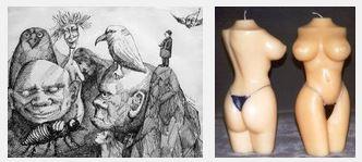 Juxtapositions oulipiennes d'images - Poésie des contrastes Quarti10