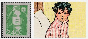 Juxtapositions oulipiennes d'images - Poésie des contrastes Regard10