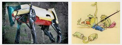 Juxtapositions oulipiennes d'images - Poésie des contrastes Va_t_e10