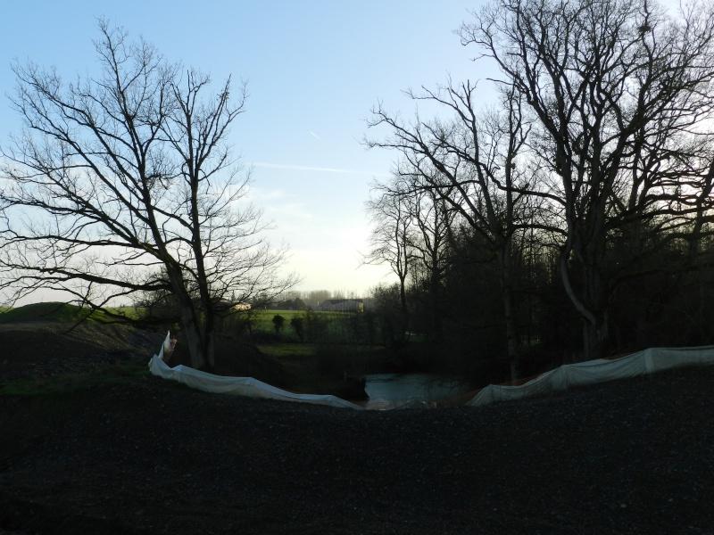 Petits viaducs de la LGV en Mayenne Vauvar81