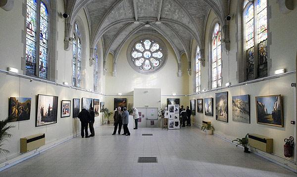 Une nouvelle exposition pour le CAMAC, en 2014 ?.. Chapel10