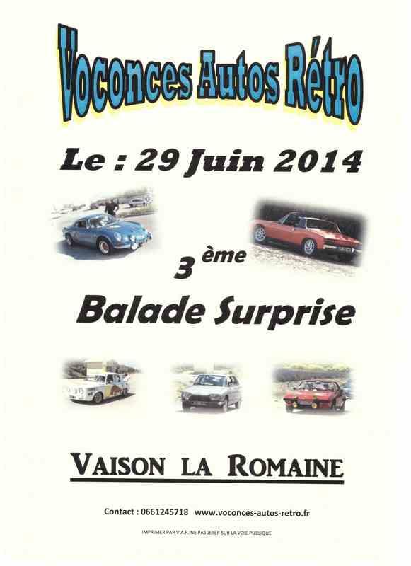 Balade Surprise N° 3 Balade12