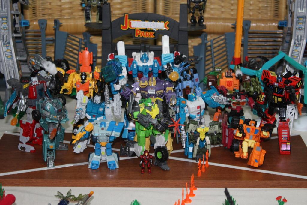 Vos montages photos Transformers ― Vos Batailles/Guerres | Humoristiques | Vos modes Stealth Force | etc - Page 13 310