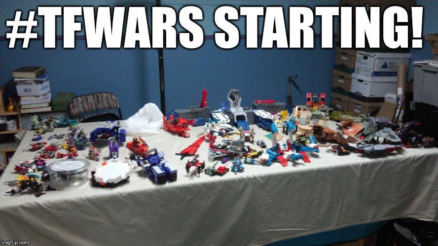Guerres Transformers! Montrez-moi vos batailles et guerres épiques en photo ici. - Page 8 43514510
