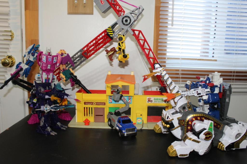 Guerres Transformers! Montrez-moi vos batailles et guerres épiques en photo ici. - Page 8 511