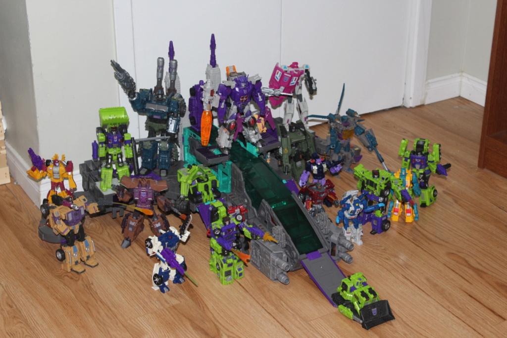 Guerres Transformers! Montrez-moi vos batailles et guerres épiques en photo ici. - Page 8 Img_2710
