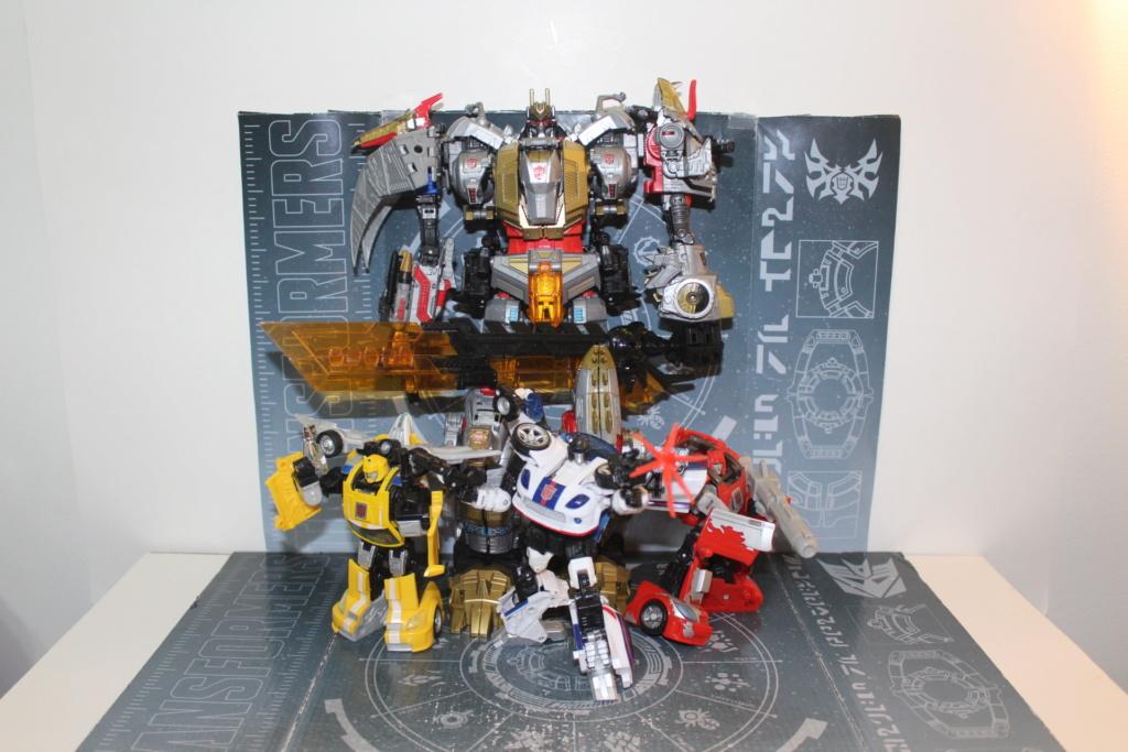 Guerres Transformers! Montrez-moi vos batailles et guerres épiques en photo ici. - Page 9 Img_3711