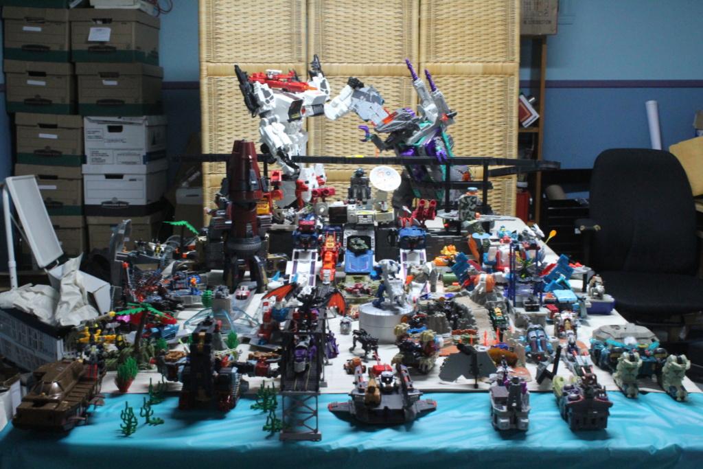 Guerres Transformers! Montrez-moi vos batailles et guerres épiques en photo ici. - Page 8 Img_6013