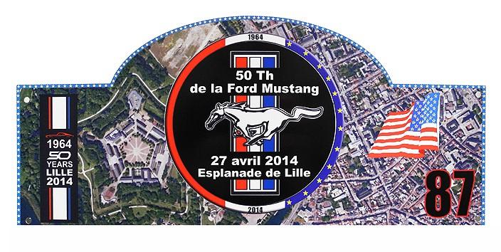 LES 50 ANS DE LA FORD MUSTANG A L'ESPLANADE DE LILLE LE 27.04.2014 50_a_m10