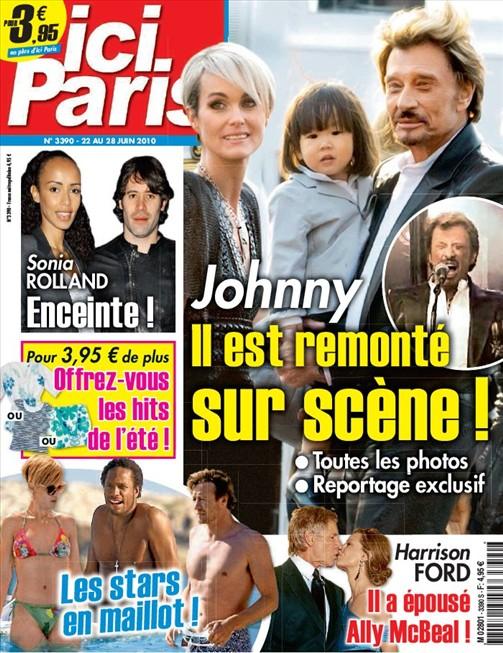 Ici Paris  10062610
