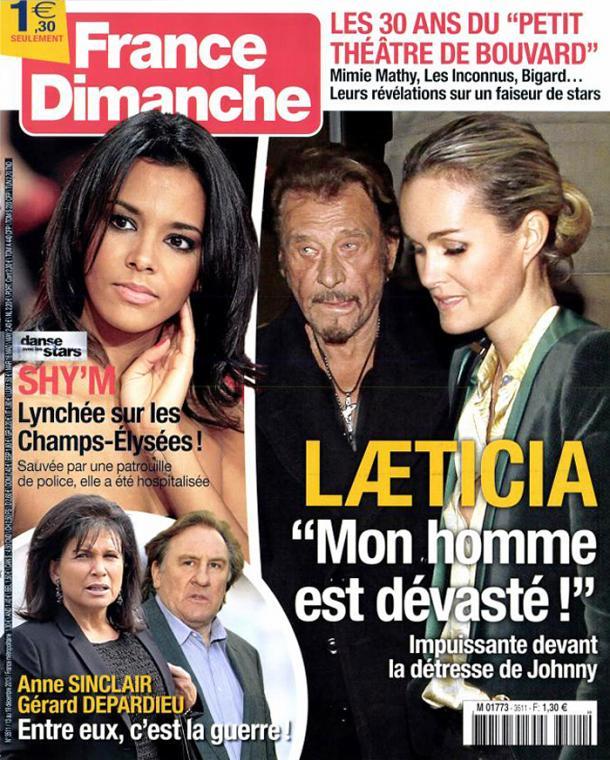 France Dimanche  13121413