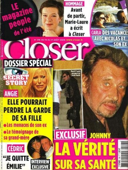 Closer                                 15510