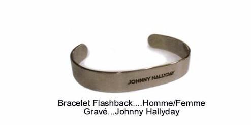 """Bijoux griffés """" Johnny Hallyday """"  43987013"""