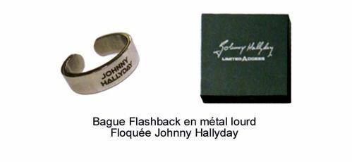 """Bijoux griffés """" Johnny Hallyday """"  43987214"""