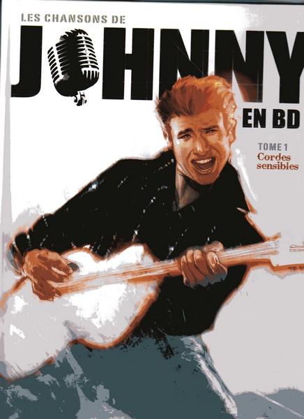 Johnny en bandes déssinées  - Page 2 Bd_joh10