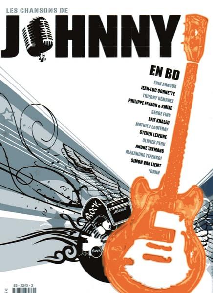 Johnny en bandes déssinées  - Page 2 Bd_joh11