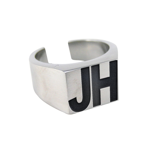 """Bijoux griffés """" Johnny Hallyday """"  Jh13ax14"""