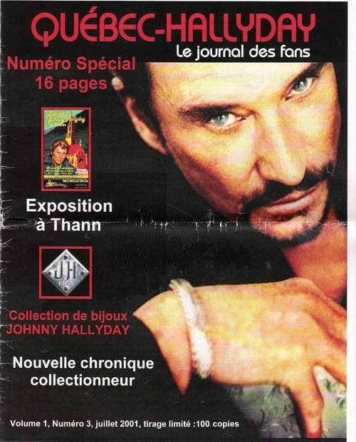 Quebec Hallyday Mag00012