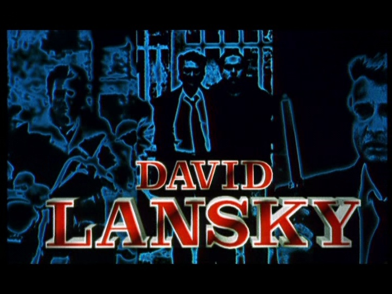 David Lansky . Le Gang des Limousines  Vlcsn351
