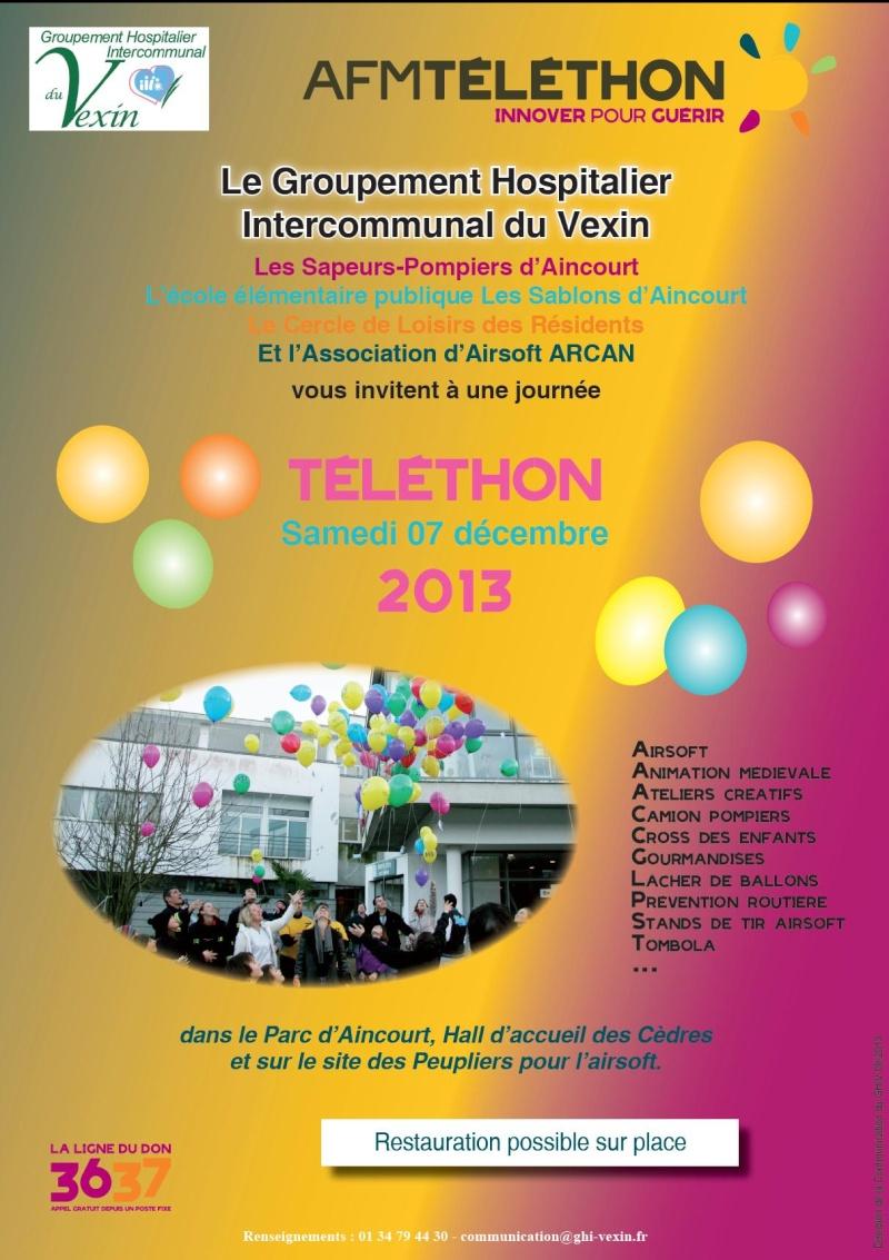 Téléthon ARCAN Teleth10
