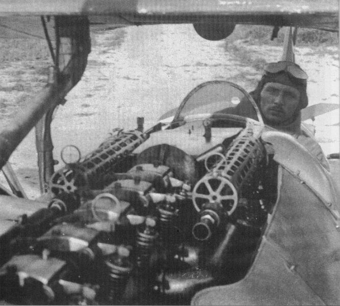 Albatros D.V 1917 - Revell 1/48 Albatr13
