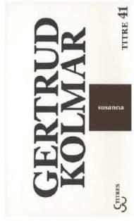 Gertrud KOLMAR [pseudonyme] (Allemagne) Susann10