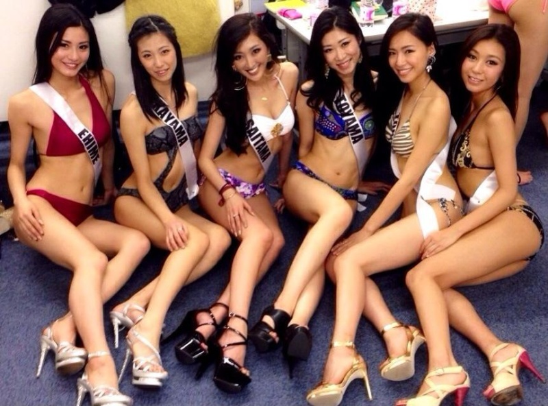 Road to Miss Universe Japan 2014 - Page 2 10009610