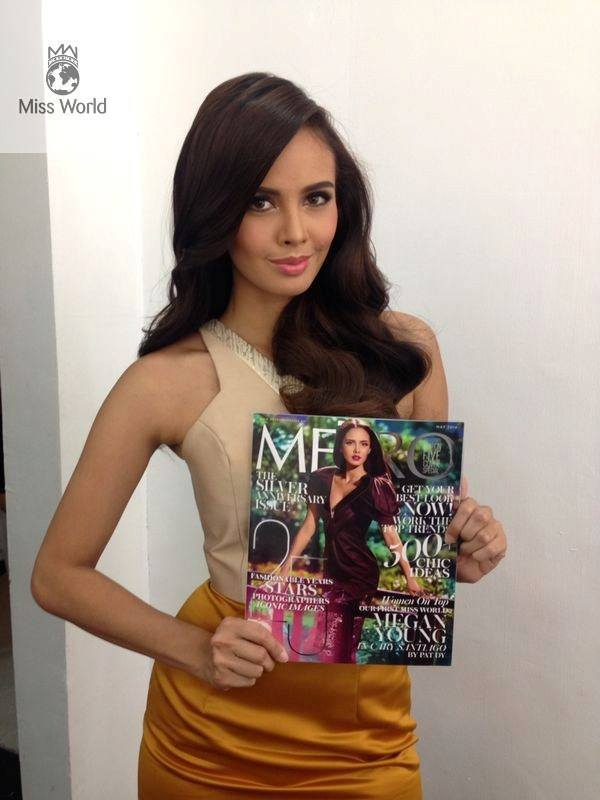 The official thread of Miss World 2013: Megan Lynne Young- Philippines  - Page 10 10252111