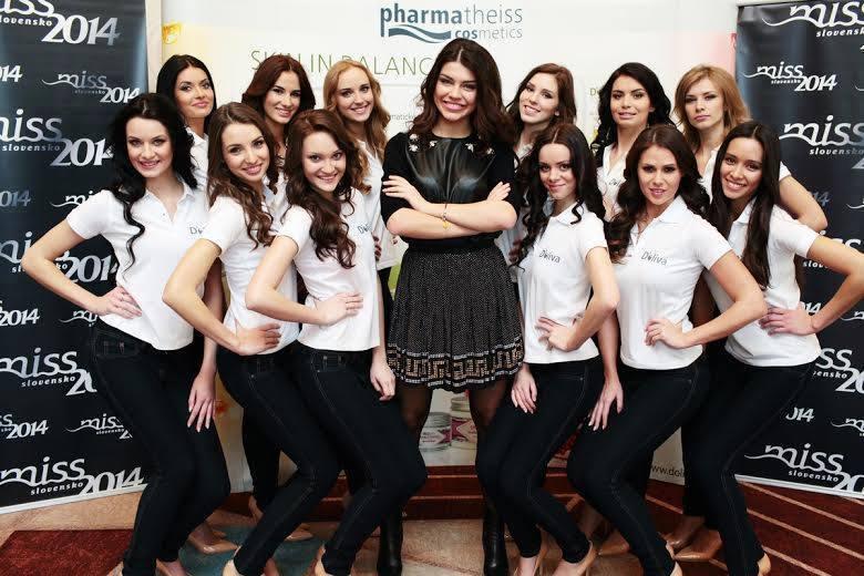 Road to Miss Slovensko 2014 11466010