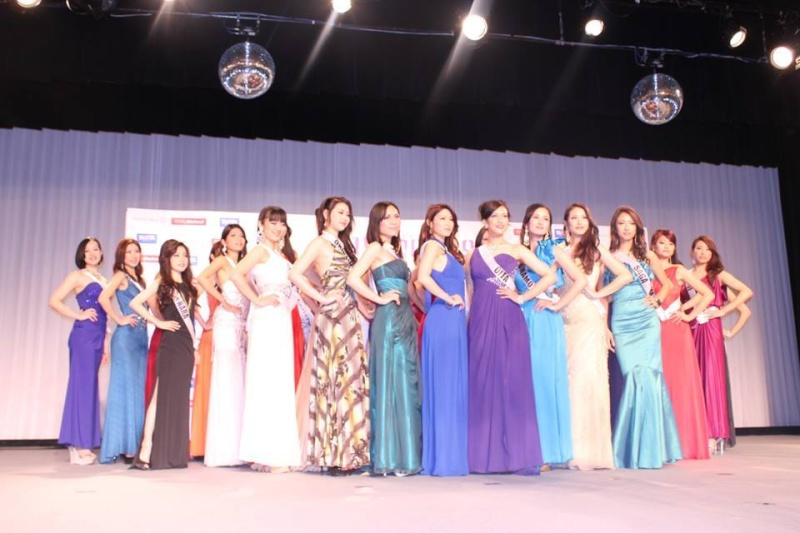Road to Miss Universe Japan 2014 - Page 2 11859610