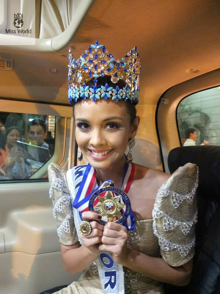 The official thread of Miss World 2013: Megan Lynne Young- Philippines  - Page 3 13938210