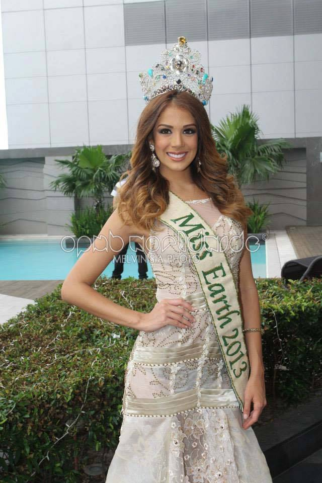 The Official Thread of MISS EARTH® 2013 Alyz Henrich Venezuela  - Page 2 14267410