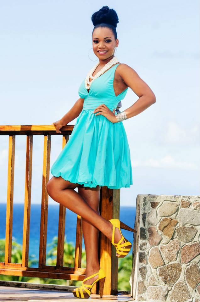 Road to Miss Dominica 2014 14765010