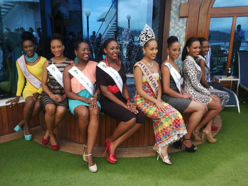 Road to Miss Dominica 2014 15364910
