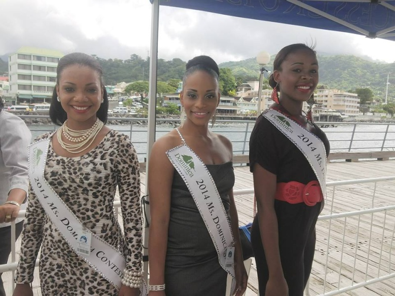Road to Miss Dominica 2014 15462310