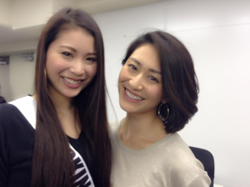 Road to Miss Universe Japan 2014 - Page 2 16563510