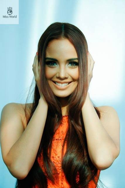 The official thread of Miss World 2013: Megan Lynne Young- Philippines  - Page 6 16611110