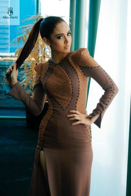 The official thread of Miss World 2013: Megan Lynne Young- Philippines  - Page 6 17947510