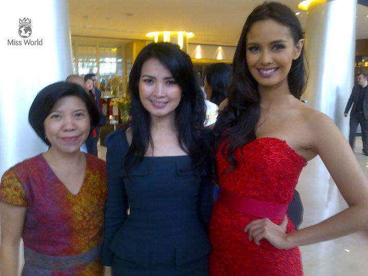The official thread of Miss World 2013: Megan Lynne Young- Philippines  - Page 6 18980810