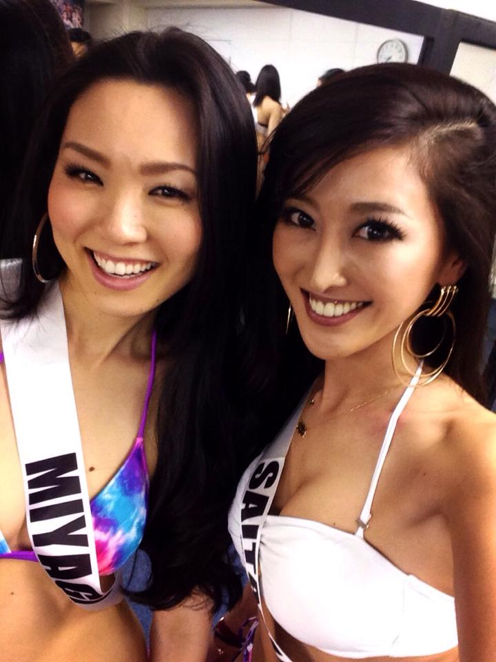 Road to Miss Universe Japan 2014 - Page 2 19000610
