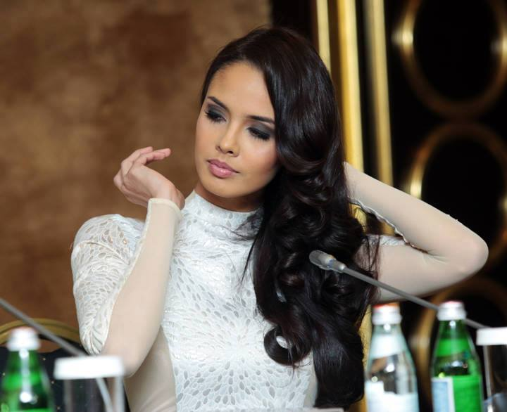 The official thread of Miss World 2013: Megan Lynne Young- Philippines  - Page 7 19028010