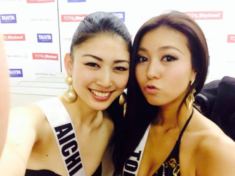 Road to Miss Universe Japan 2014 - Page 2 19119210