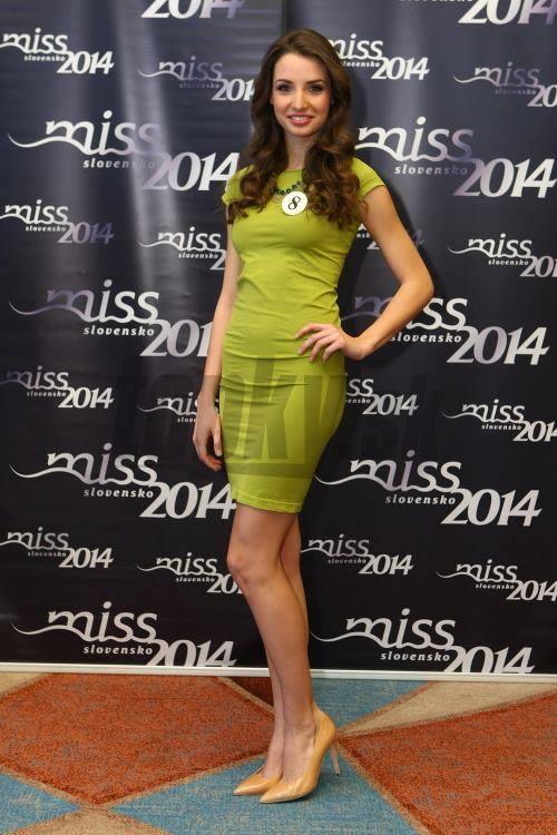 Road to Miss Slovensko 2014 19252310