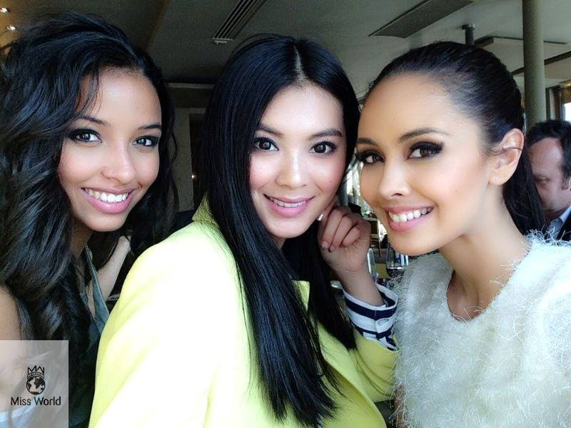 The official thread of Miss World 2013: Megan Lynne Young- Philippines  - Page 8 19476911