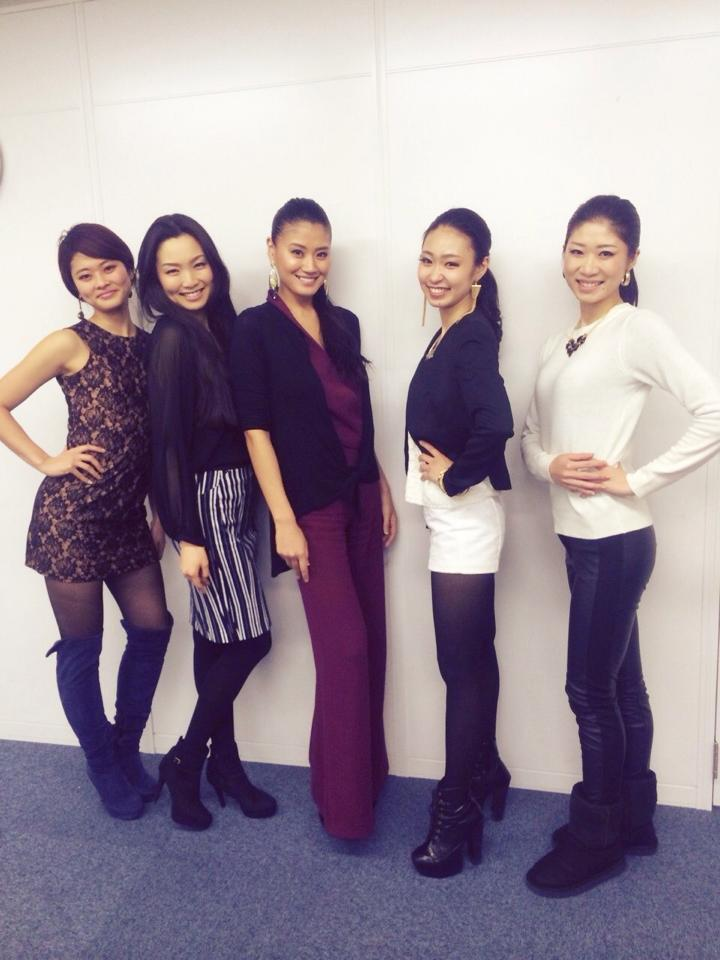 Road to Miss Universe Japan 2014 - Page 2 19648710